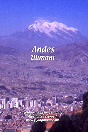 Andes - Illimani