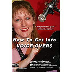 How to Get Into Voice-OVER$ (DVD Edition)