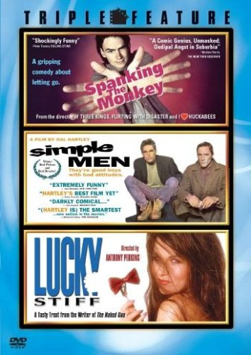 Spanking the Monkey / Simple Men / Lucky Stiff (Triple Feature)