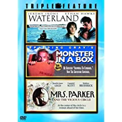 Waterland / Monster in a Box / Mrs. Parker and the Vicious Circle (Triple Feature)