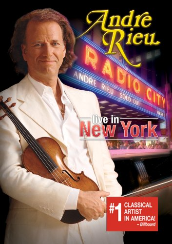 Andre Rieu: Radio City Hall Live in New York (2007)