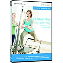 STOTT PILATES: V2 Max Plus Programming