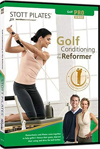 STOTT PILATES: Golf Conditioning on the Reformer