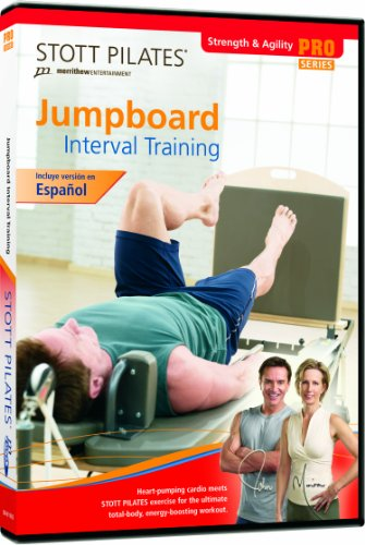 STOTT PILATES: Jumpboard Interval Training