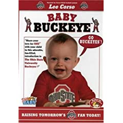 Team Baby: Baby Buckeye