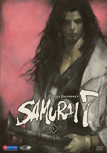 Samurai 7: Search for the Seven v.1