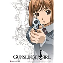 Gunslinger Girl: Ragazzine Piccole, Armi Grandi - Little Girls, Big Guns v.1