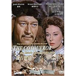 Conqueror-Historic Epic of Genghis Khan