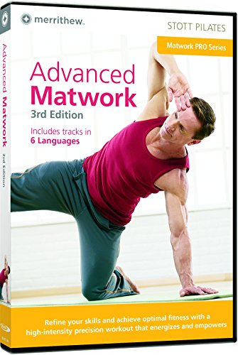 STOTT PILATES: Advanced Matwork, 3rd ed.