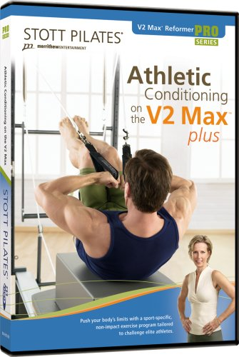 STOTT PILATES: Athletic Conditioning on the V2 Max Plus
