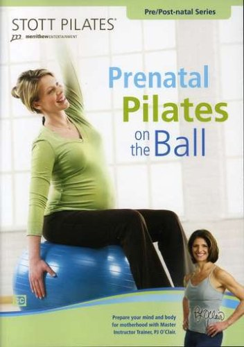 STOTT PILATES: Prenatal Pilates on the Ball