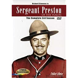 Sergeant Preston of the Yukon: Season 3