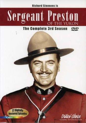 Sergeant Preston of the Yukon: Season 3