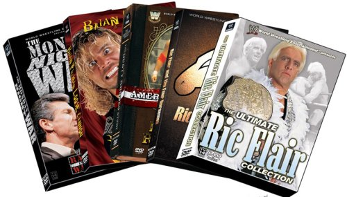 WWE: Superstars of WCW Bundle