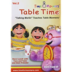 Table Time Vol 2