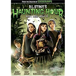 RL Stine's The Haunting Hour: Don't Think About It (Full Screen Edition)