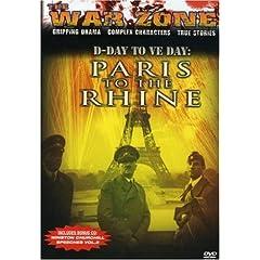 War Zone: Paris to the Rhine