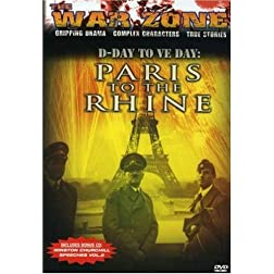 War Zone: Paris to the Rhine