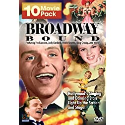 Broadway Bound 10 movie pack