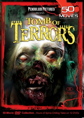 Tomb of Terror 50 Movie Pack