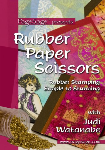 Rubber Paper Scissors with Judi Watanabe
