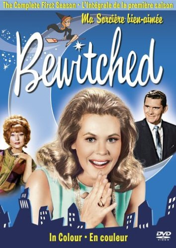 Bewitched-Complete 1st Season