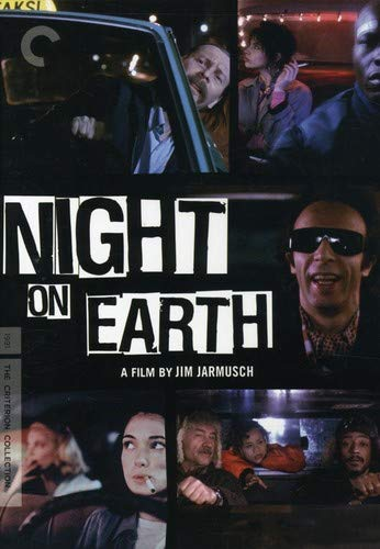Night on Earth -  Criterion Collection