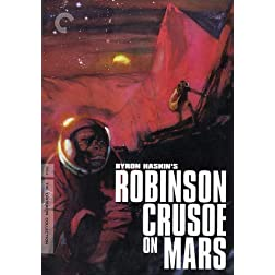 Robinson Crusoe on Mars - Criterion Collection