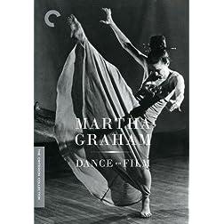 Martha Graham Dance on Film - Criterion Collection