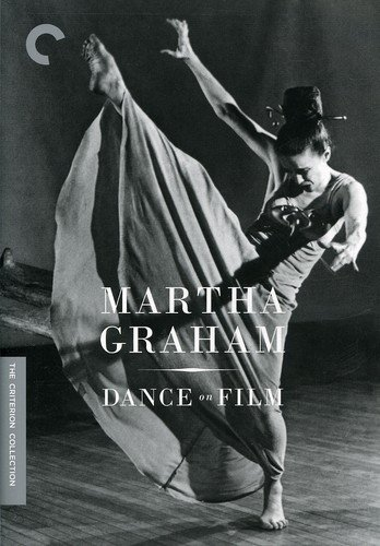Martha Graham Dance on Film - Criterion Collection