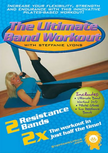 Steffanie Lyons' Ultimate Band Workout