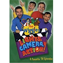 The Wiggles: Lights, Camera, Action!