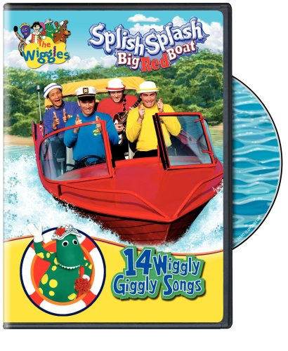 The Wiggles: Splish Splash Big Red Boat