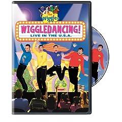 The Wiggles: Wiggle Dancing