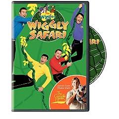 The Wiggles: Wiggly Safafri