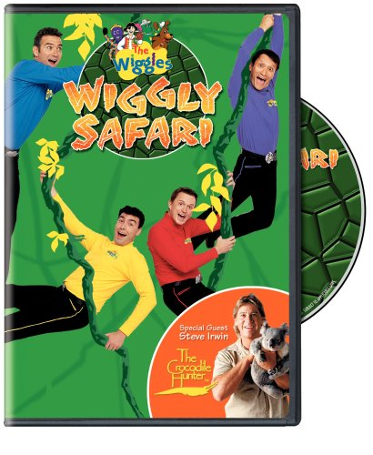 The Wiggles: Wiggly Safafri