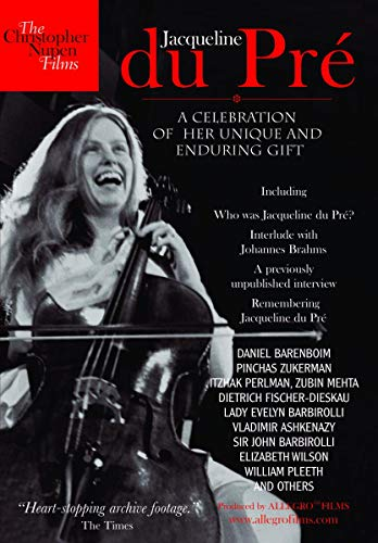 Jacqueline Du Pre: A Celebration of Her Unique Enduring Gift [Region 2]
