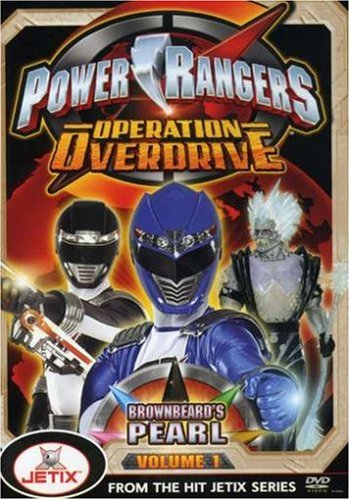 Power Rangers: Operation Overdrive, Vol. 1