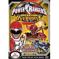Power Rangers: Operation Overdrive, Vol. 2