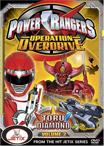Power Rangers: Operation Overdrive, Vol. 2