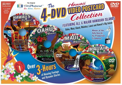 Hawaii Video Postcard Collection