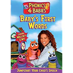 Phonics for Babies: First Words