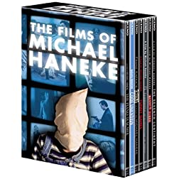 The Michael Haneke Collection (The Piano Teacher/Funny Games/Code Unknown/The Castle/Bennys Video/The Seventh Continent/71 Fragments of a Chronology of Chance) (7pc)