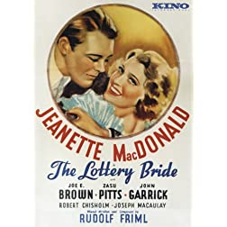 The Lottery Bride (Full B&W)