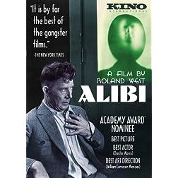Alibi (Full B&W)