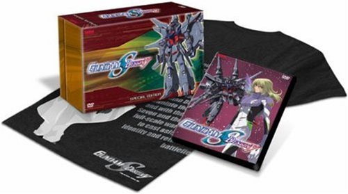 Mobile Suit Gundam Seed Destiny, Vol. 10 (Limited Edition including T-Shirt)