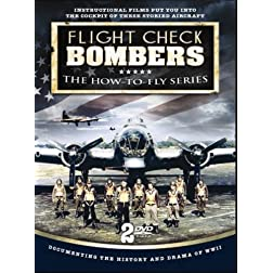 Flight Check Bombers
