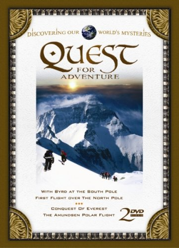 Quest for Adventure: South Pole Exploration (2pc)