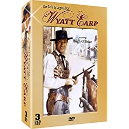 Wyatt Earp-Life & Legend