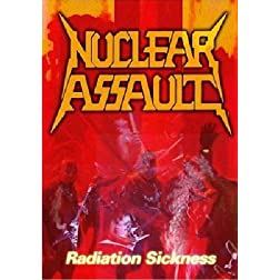 Radiation Sickness [Region 2]